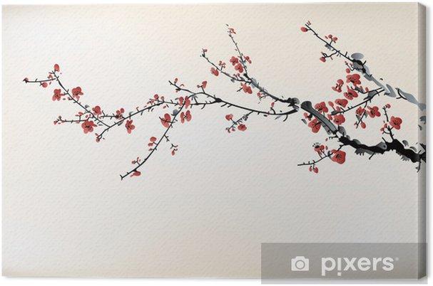 Canvas Winter zoete - Stijlen