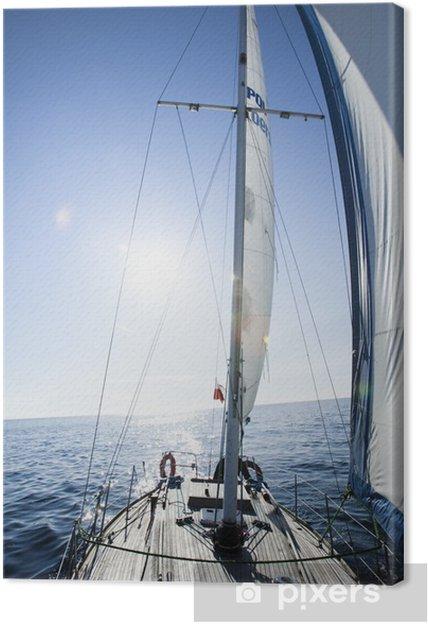 Canvas Yacht - Boten