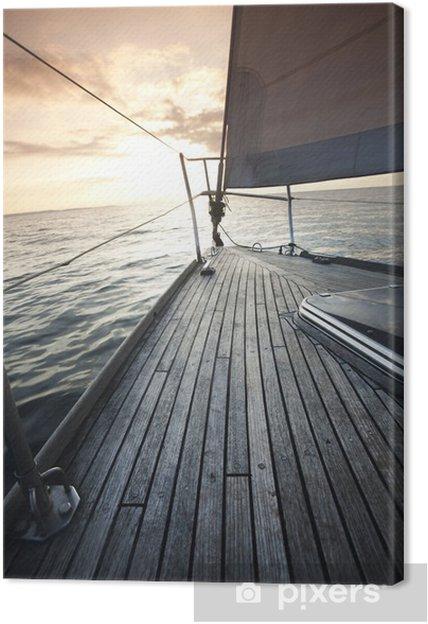 Canvas Yacht - Kroatië