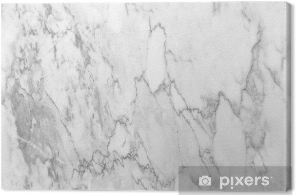 58a88e255f4 Canvas Zwart en wit marmeren steen textuur achtergrond