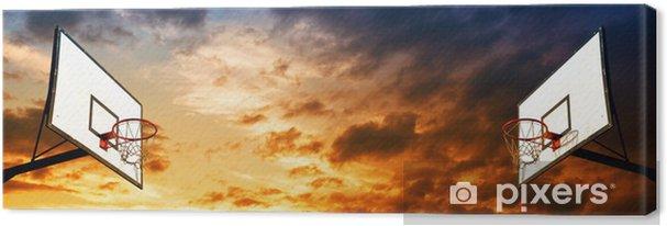 Canvastavla Basketkorg • Pixers® - Vi lever för förändring 1a996664629be