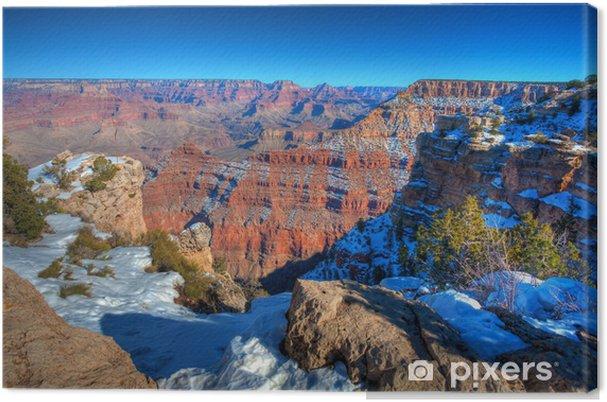 Canvastavla Grand canyon - Amerika