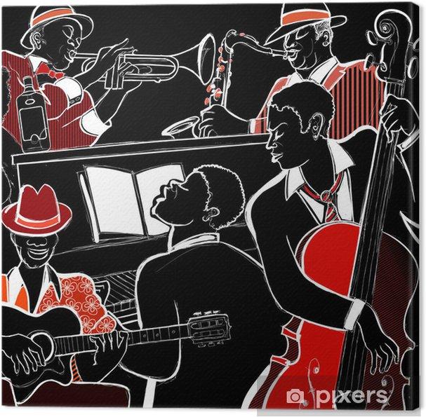 Canvastavla Jazzband - Jazz