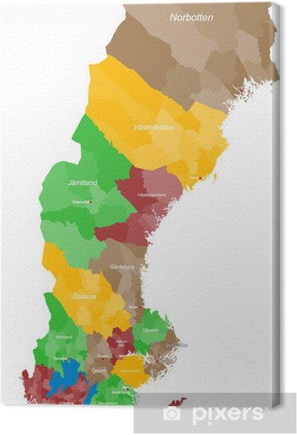 8b0bf0d6255a Karta Över Sverige | Sverigekarta