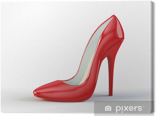 hög klack skor