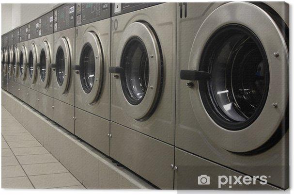 Canvastavla Tvättmaskiner - Hem och trädgård