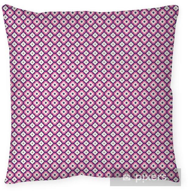 Cojín decorativo Seamless patrón geométrico - Recursos gráficos