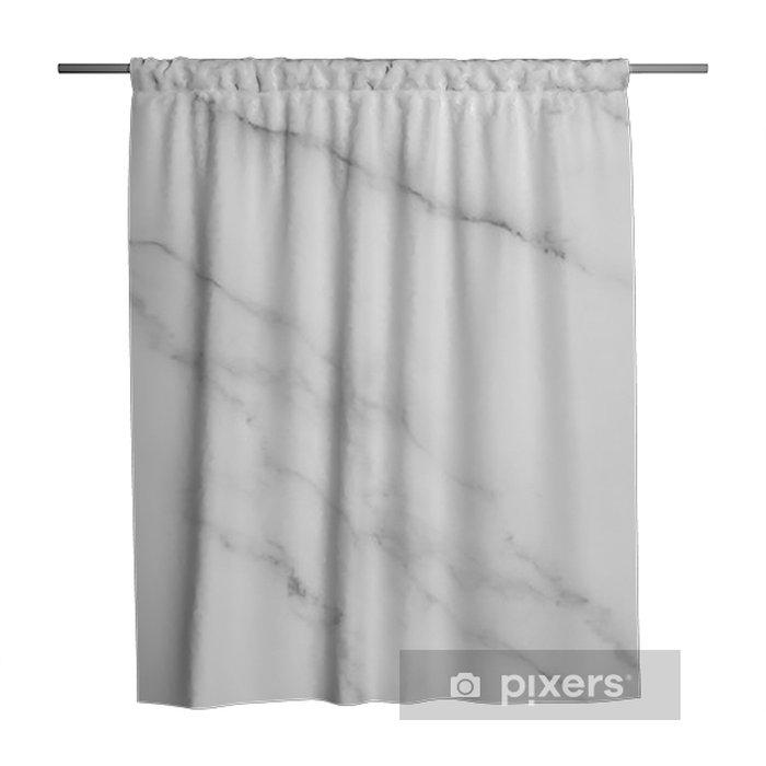 Cortina de ducha Textura de mármol blanco con patrón natural para el fondo - Hobbies y entretenimiento