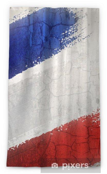 Cortina opaca Bandera de francia - Recursos gráficos