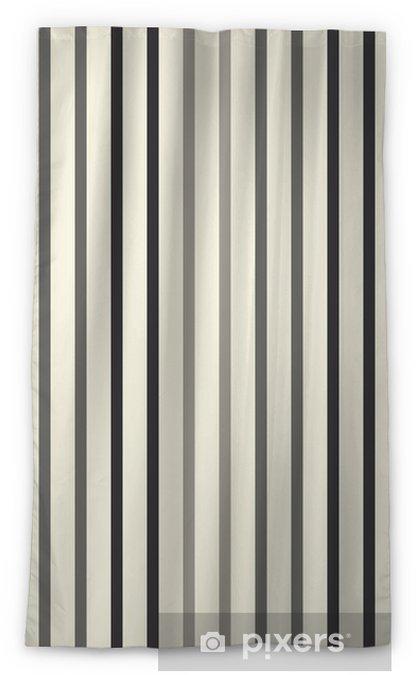 Cortina opaca Hermosa rayas - Abstracción