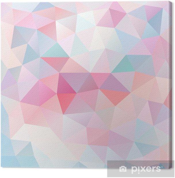 Cuadro en Lienzo Abstracto arte background - Recursos gráficos