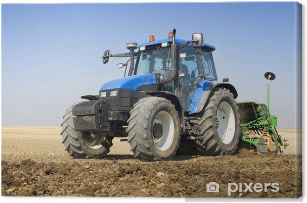 Cuadro en Lienzo Agricultura - Tractores - Temas