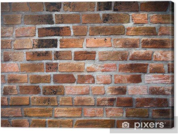 Cuadro en Lienzo Antiguo muro de ladrillo - Temas