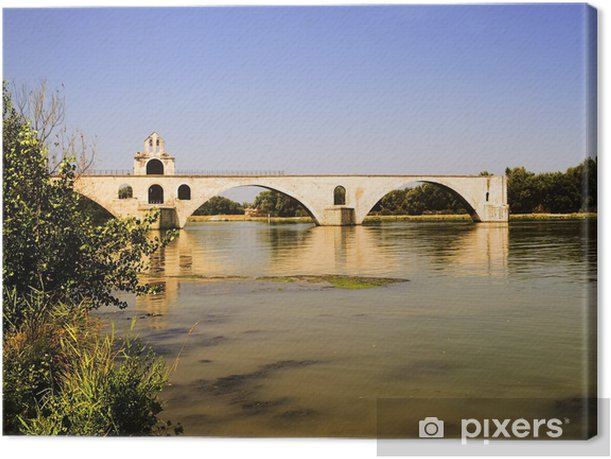Cuadro en Lienzo Avignon - Europa
