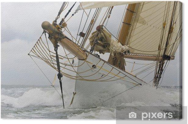 Cuadro en Lienzo Breaking The Waves-- - Logros