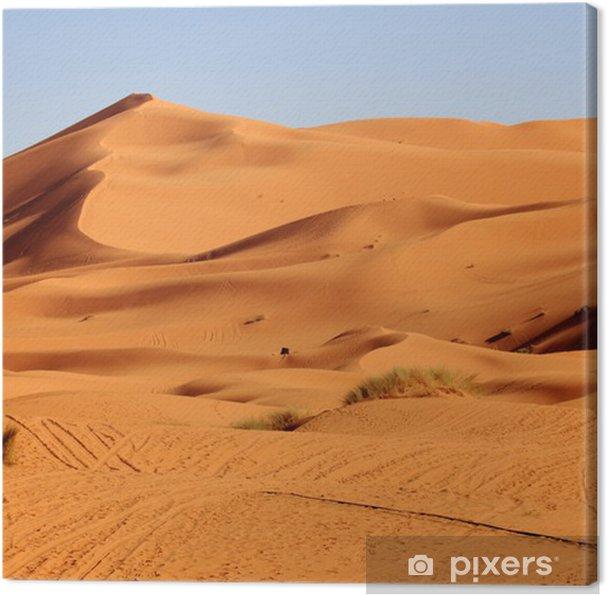 Cuadro en Lienzo Desierto del sahara - Temas
