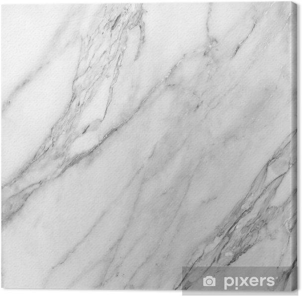 Cuadro en Lienzo El fondo blanco de la pared textura de mármol - Texturas