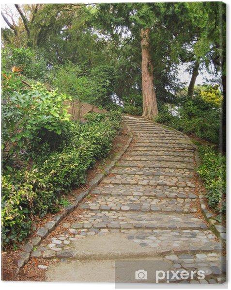 Cuadro en Lienzo Escalier - Urbano