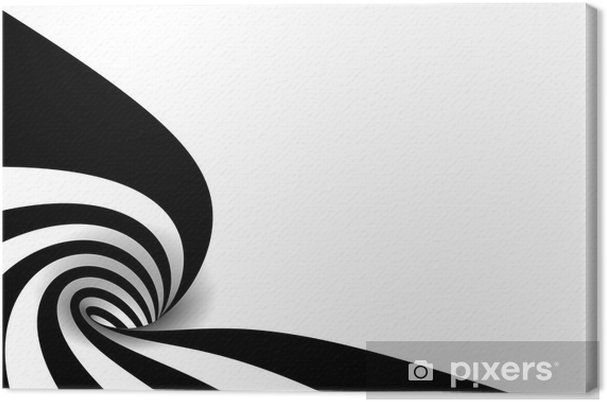 Cuadro en Lienzo Espiral abstracto - Abstractos