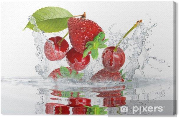 Cuadro en Lienzo Frutas 418 - Temas