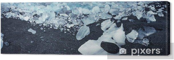 Cuadro en Lienzo Iceberg - Maravillas de la naturaleza