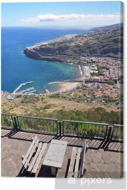 Cuadro en Lienzo Ilha da Madeira - Vacaciones