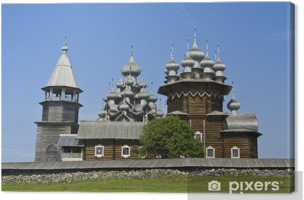 Cuadro en Lienzo Kizhi, Rusia - Asia