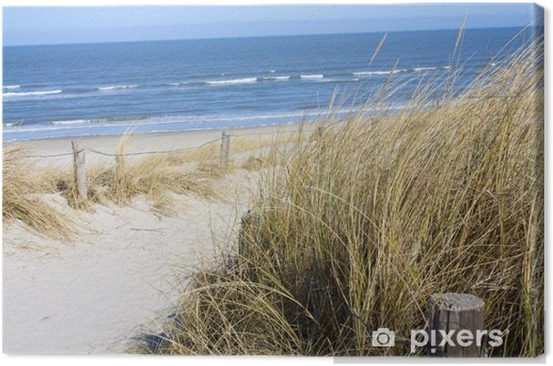 Cuadro en Lienzo Nordsee Beach - Destinos