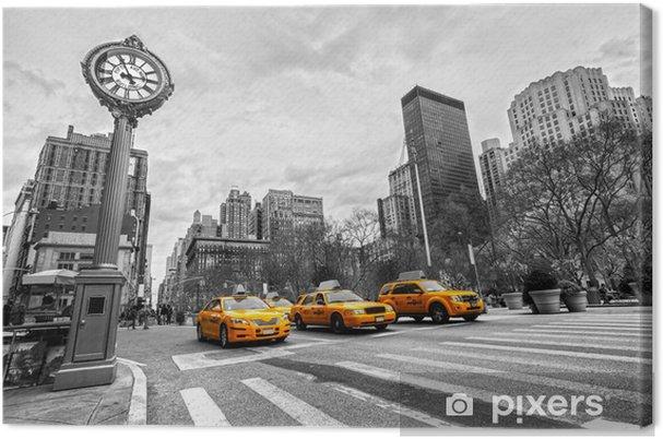 Cuadro en Lienzo Nueva York EE.UU. -