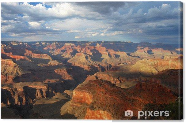 Cuadro en Lienzo Paysage du Grand Canyon Colorado EE.UU. - América
