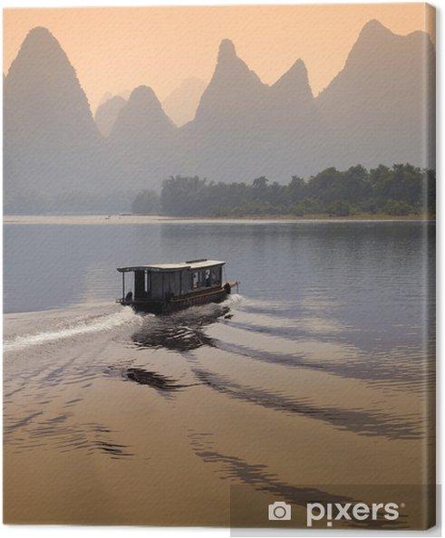 Cuadro en Lienzo Río Li - Guilin - China - Temas
