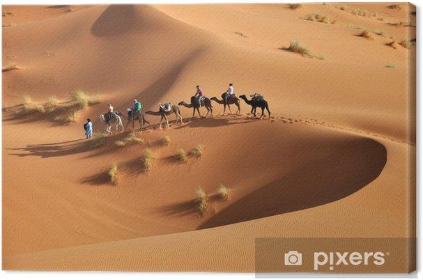 Cuadro en Lienzo Sahara - Desierto