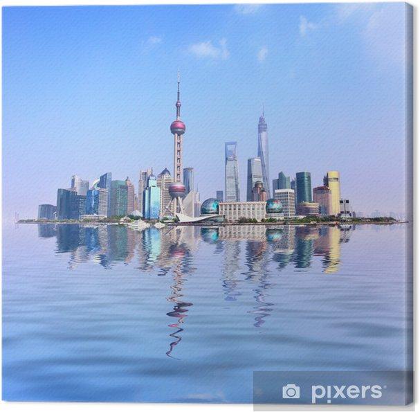 Cuadro en Lienzo Shangai - Temas