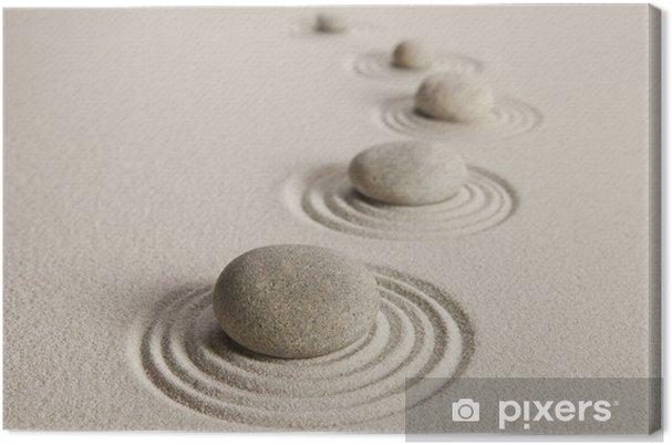 Cuadro en Lienzo Stones - Temas