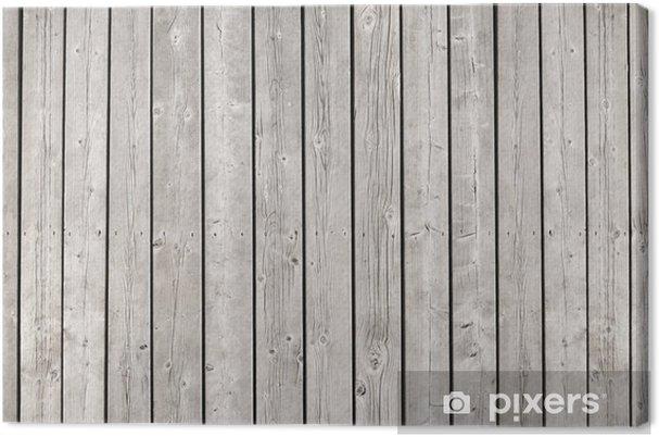 Cuadro en Lienzo Tablones de madera de fondo - Temas