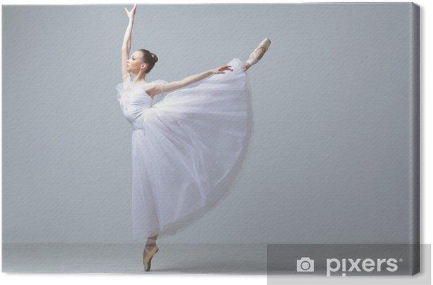 Cuadro en Lienzo The dancer - Ballet