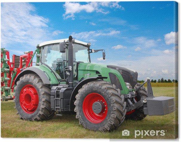 Cuadro en Lienzo Tractor - Temas
