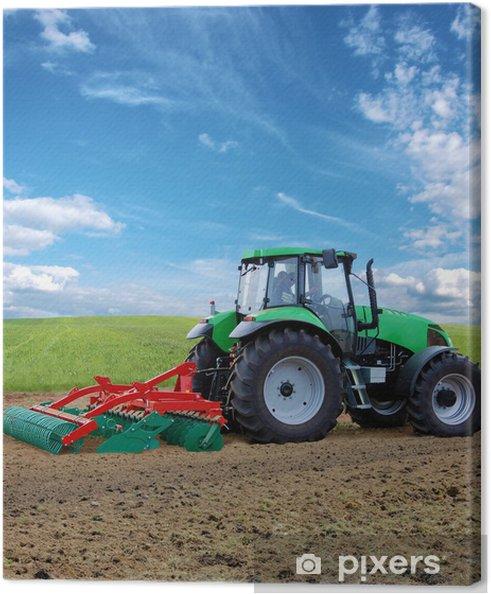 Cuadro en Lienzo Traktor - Temas