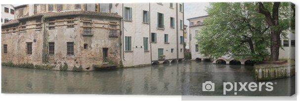 Cuadro en Lienzo Treviso centro histórico - Europa