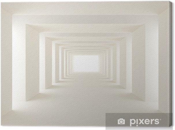 Cuadro en Lienzo Túnel de luz - Temas