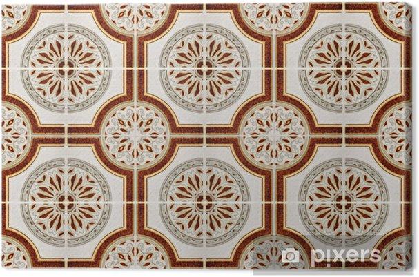 Cuadro en Lienzo Valencia azulejos - Europa