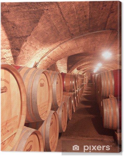 Cuadro en Lienzo Wein - Criteo