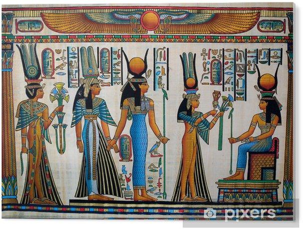 Cuadro en Metacrilato Papiro egipcio - África