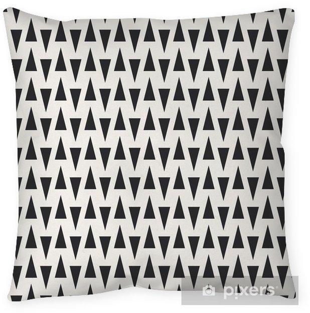 Cuscino decorativo Seamless pattern geometrici - Risorse Grafiche