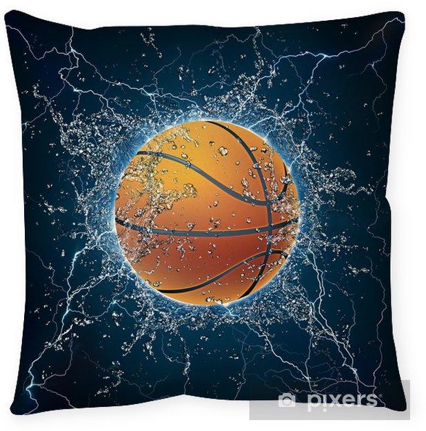 Decoratief sierkussen Basketbal bal - Basketbal