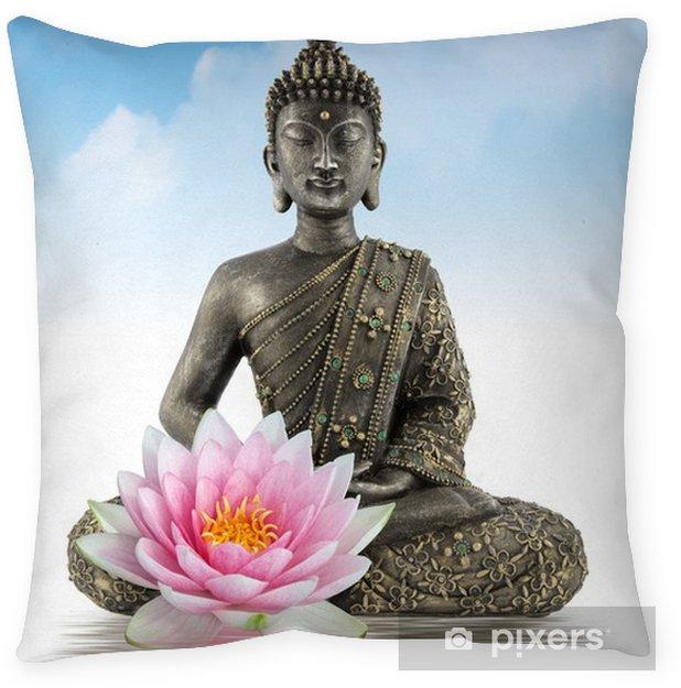 Decoratief sierkussen Bouddha zen - Thema's