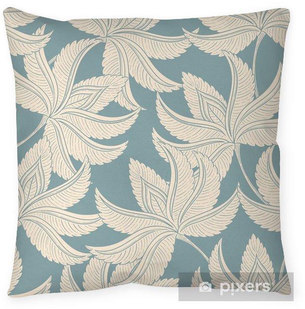 Decoratief sierkussen Vintage zachte patroon - Bloemen en Planten