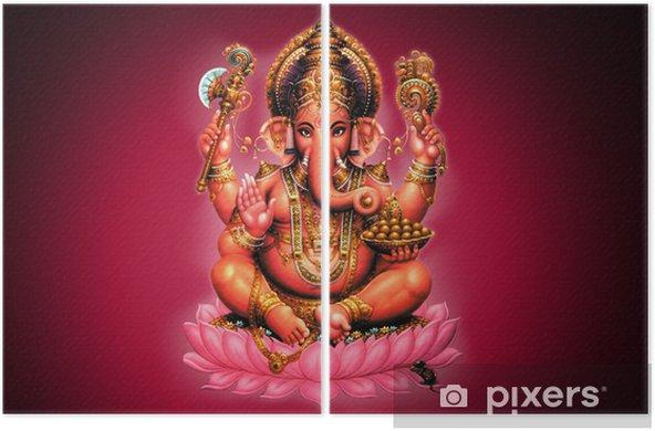 ganesh Diptych - Religion