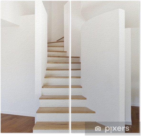 Diptyque Interieur Maison Moderne Escalier Parquet Pixers
