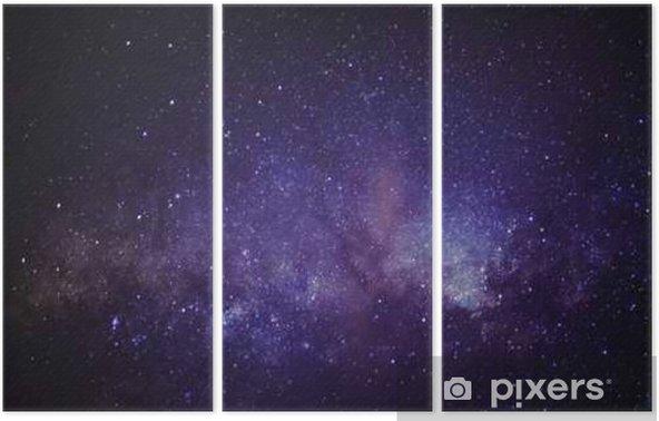 Drieluik Melkweg - Wetenschap
